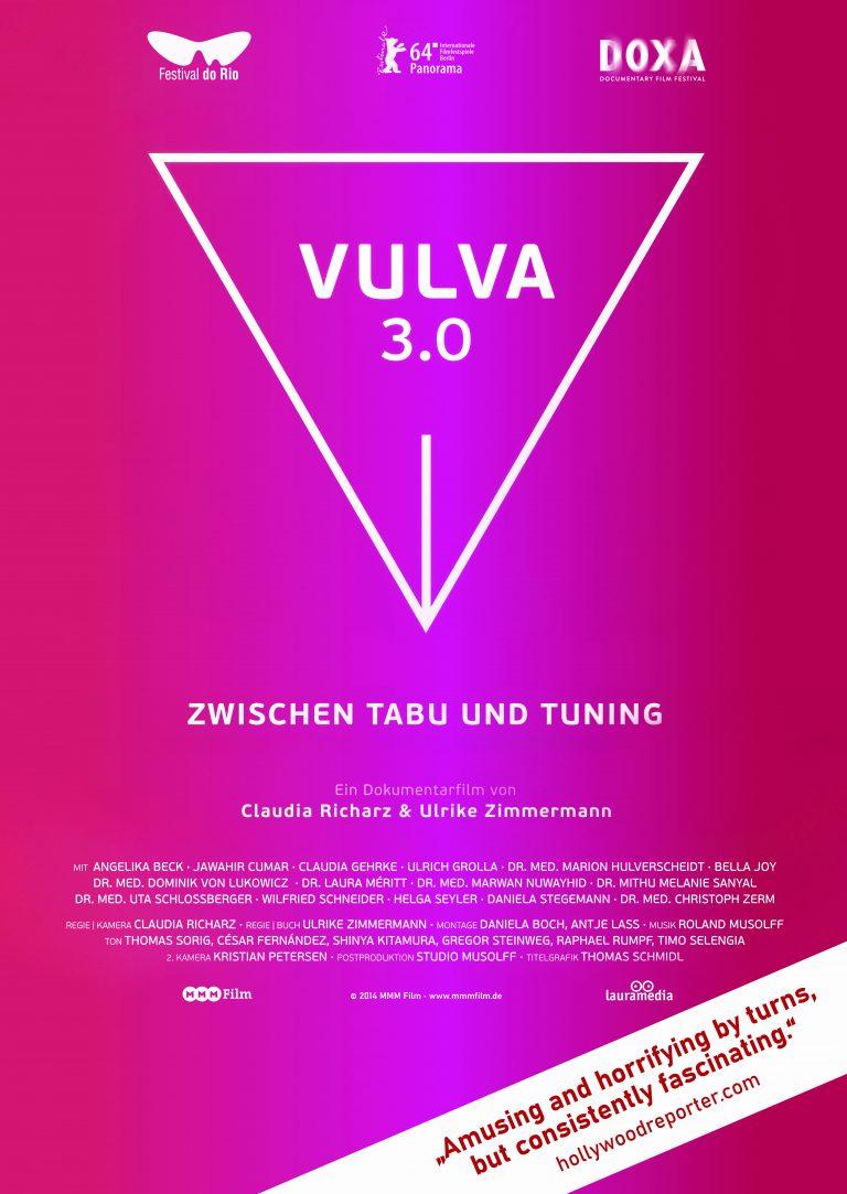 Affiche du film Vulva 3.0