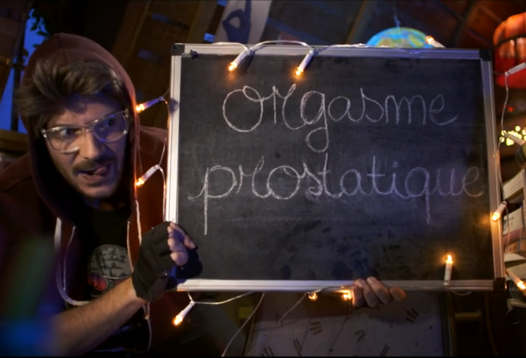 """Capture d'écran de l'épisode """"La Prostate"""""""