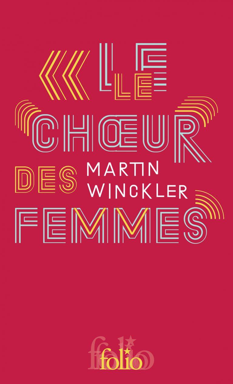 """Couverture du livre """"Le Chœur des femmes"""""""