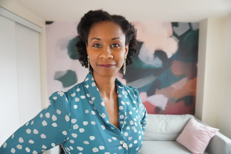 Portrait Nadine Thornhill